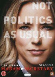 madam secretary - sæson 1 - DVD