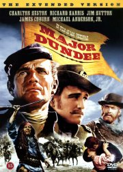 major dundee - extended version - DVD