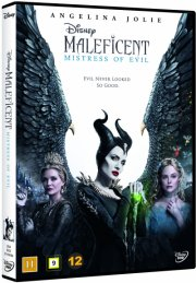 maleficent 2 - mistress of evil - disney - DVD