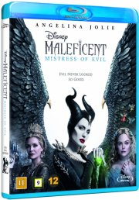 maleficent 2 - mistress of evil - disney - Blu-Ray