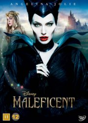 maleficent 1 - disney - DVD