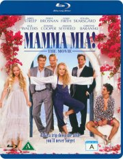 mamma mia 1 - the movie - Blu-Ray