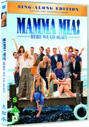 mamma mia 2 - here we go again - DVD