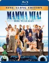 mamma mia 2 - here we go again - Blu-Ray