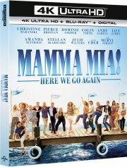 mamma mia 2 - here we go again - 4k Ultra HD Blu-Ray