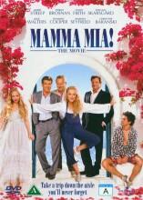 mamma mia 1 - the movie - DVD