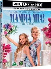 mamma mia 1 - the movie - 4k Ultra HD Blu-Ray