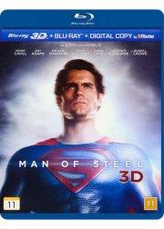 man of steel - 3D Blu-Ray