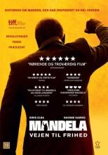 mandela: vejen til frihed / mandela: long walk to freedom - DVD