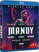 mandy - nicolas cage - 2018 - Blu-Ray