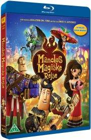 manolos magiske rejse - Blu-Ray
