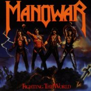 manowar - fighting the world - cd