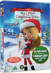 mariah careys all i want for christmas is you - DVD