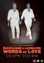 marianne & leonard: words of love - DVD