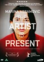 marina abramovic - the artist is present - DVD