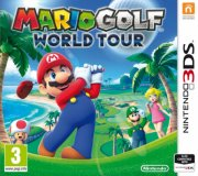 mario golf world tour - nintendo 3ds
