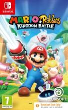 mario + rabbids kingdom battle - kode i boks - Nintendo Switch