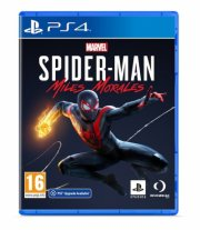 marvel spider-man miles morales (nordic) - PS4