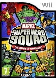 marvel super hero squad: infinity gauntlet - wii