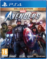 marvel's avengers (deluxe edition) - PS4