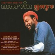 marvin gaye - the very best of marvin gaye - cd