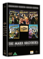 marx brothers box collection - DVD