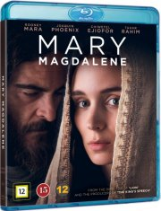 mary magdalene - 2018 - Blu-Ray