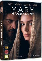 mary magdalene - 2018 - DVD