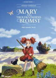 mary og troldkvindens blomst - DVD