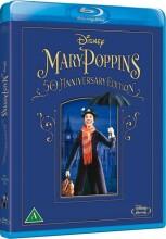 mary poppins - 50-års jubilæumsudgave - 1964 - disney - Blu-Ray