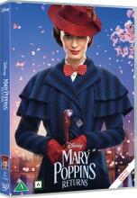 mary poppins returns / mary poppins vender tilbage - 2018 - disney - DVD