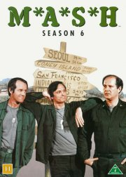 m.a.s.h. - sæson 6 - DVD
