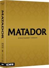 matador - komplet boks - ny restaureret version - DVD