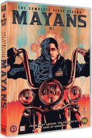 mayans m.c. - sæson 1 - DVD