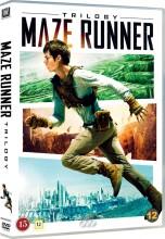 the maze runner // the maze runner 2 - infernoet // the maze runner 3 - death cure - DVD