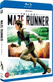the maze runner // the maze runner 2 - infernoet // the maze runner 3 - death cure - Blu-Ray