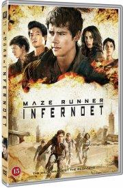 maze runner 2: the scorch trials / maze runner 2: infernoet - DVD