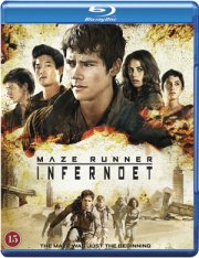 maze runner 2: infernoet - Blu-Ray