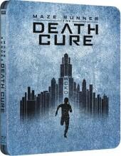 maze runner 3 - the death cure / maze runner 3 - dødskuren - limited steelbook - Blu-Ray