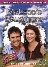 mcleods døtre - sæson 6 - box - DVD
