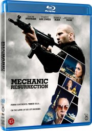 mechanic resurrection - Blu-Ray