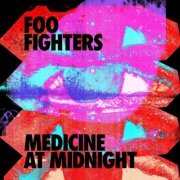 foo fighters - medicine at midnight - blue edition - Vinyl / LP