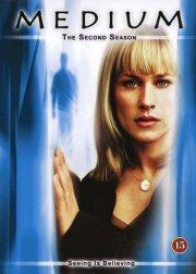 medium - sæson 2 - DVD