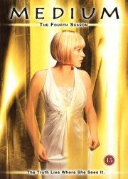 medium - sæson 4 - DVD