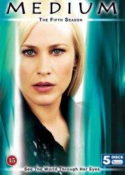 medium - sæson 5 - DVD