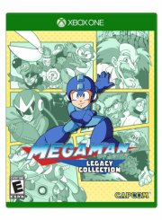 mega man legacy collections - xbox one