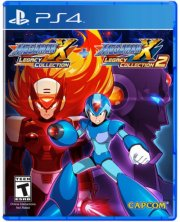 mega man x legacy collection 1 + 2 - PS4