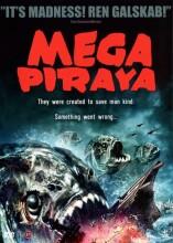 mega piraya - DVD