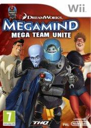 megamind: mega team unite - wii