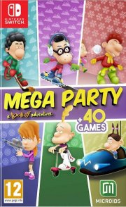 megaparty - a tootuff adventure - Nintendo Switch